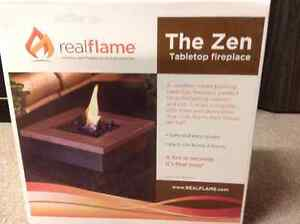 Brand New Table Top Fireplace with Gel fuel