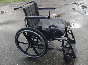 Ultra Light Adult Wheelchair Campbell River Comox Valley Area image 3
