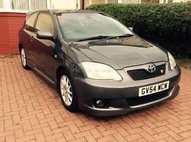Toyota Corolla 1.8T Sport 190BHP 6 Speed not (civic type r, vtec, gti, cupra, bmw,turbo)