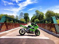 Kawasaki Ninja zx6r NEED GONE PRICE DROP