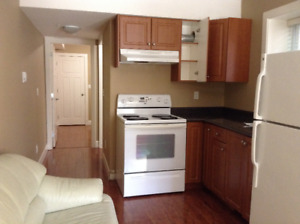 One bed apartment for rent