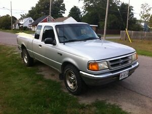 1996 Ford Ranger 4.0 - lots of new parts