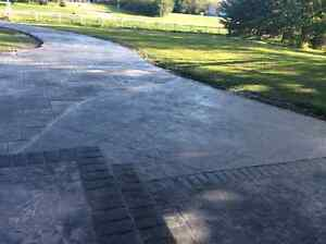 Residential and commercial concrete services