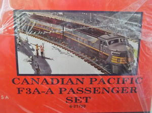 CP PASSENGER SET 21759, SEALED IN BOX