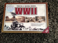 WWII dvd's