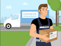 WANTED Delivery Driver  (Daily  & Flexible Hours) !!!