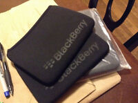 BlackBerry Original Playbook Sleeve Case Cover Black (Brand New)