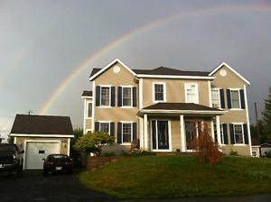 Maison jumelée avec Garage à vendre