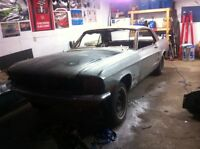 1967 Mustang Fastback* Project