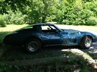 Corvette first $7000.00 takes it, trade for Sidexside or quad