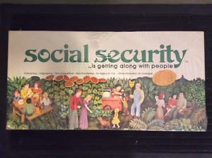 Social security Game
