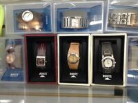 NEW WATCHES, 75% OFF