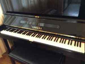 Yamaha U1 Professional Upright Piano