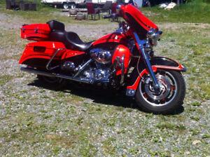 Harley Davidson Electra Glide 2001