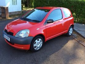 Toyota Yaris for sale!!