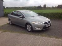 2008 ford mondeo 1.8 TDCI Zetec 125 6 speed motd March 17 low miles 62.000