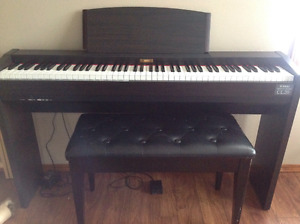 Kawai CL 20 88 Key Digital Piano: Excellent!