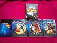 Back To The Future DVD Trilogy