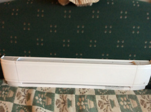 Baseboard heaters for sale