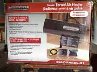 Propane Portable Forced Air Heater