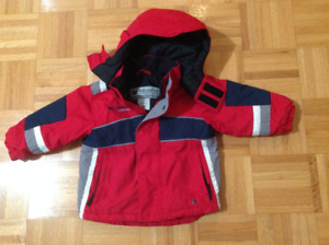 Columbia Brand Winter Jacket- size 2 toddler