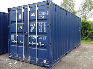 STEEL SHIPPING CONTAINERS / STORAGE CONTAINERS