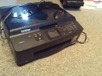 Brother 3 in one ( fax, printer , photocopier)