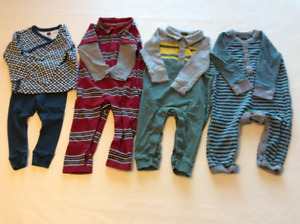 Baby Boys Tea Collection Outfits (6-12 months)