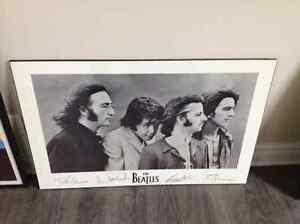 Photo Beatles pour collectionneurs