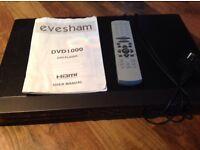 Evesham DVD