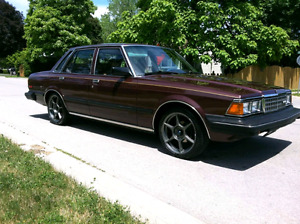 Wanted Toyota Cressida from 1979-1988