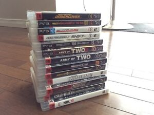 SONY PLAYSTATION 3 GAMES FOR SALE!!!!! $10 YOUR CHOICE Cambridge Kitchener Area image 1