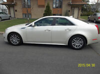 2010 Cadillac CTS toit ouvrant Familiale