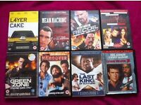 DVD Bundle 1. 8 for £4