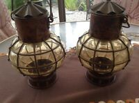 Antique Lanterns (2)