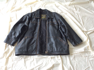 Jacket en cuir