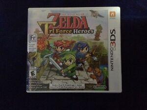 Legend of Zelda Tri Force Heroes