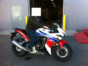 2014 CBR500 ABS Tri-Color Special LOW KM's!! w/ WTY