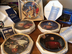 Collection Star Trek open for offers
