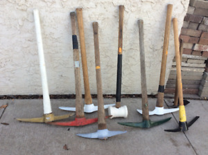 PICK AXES FOR SALE