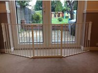 Excellent conditions baby Dan safety gate