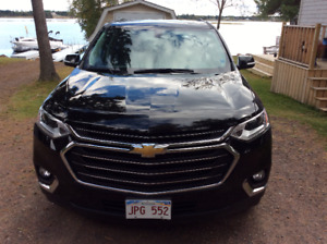REDUCED. 2018 traverse like new