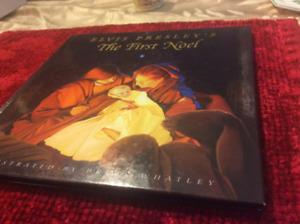 Elvis Presley's The First Noel, Storybook and CD
