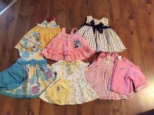 Vêtements d'été bébé fille 6-12 mois