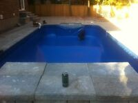 Pool/liner installation and repairs