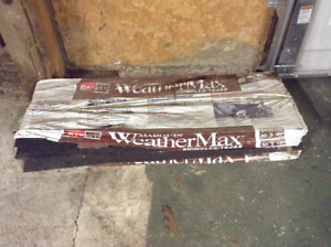WeatherMax shingles