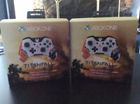 BRAND NEW *SEALED* Limited Edition TITANFALL XB1 controllers