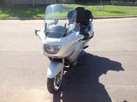 BMW MOTORCYCLE K1200LT 2003
