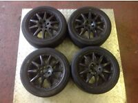 2001 ford Mondeo ST 18inch Alloy Wheels