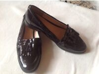 Next flats ladies shoes size 7/40 wide fit brand new £8